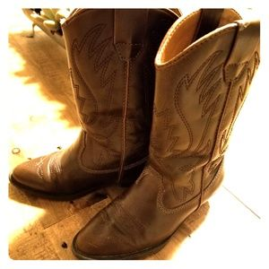 Nordstrom Girl's western boots